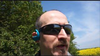 Sportkopfhörer Sony Walkman NW-WS413 im Test - Wie klingt er und wie gut ist die Stimmenverstärkung?