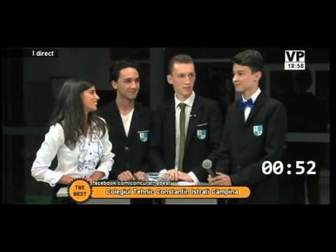 Preselectii concurs The Best – 19 octombrie 2015 – partea I