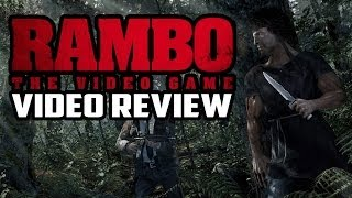 Rambo: The Video Game PC Game Review