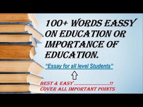 Download All About Learning Why Is Education Important Video 3GP Mp4