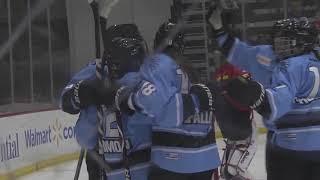 NWHL Highlights: Buffalo at Metropolitan 02.02.19