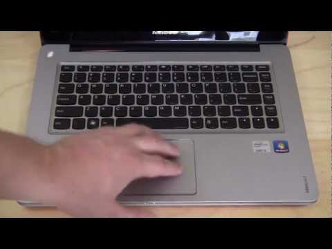 Lenovo IdeaPad U410 Ultrabook Unboxing & Overview