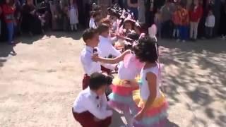 İbrahim Baltacı Orta Okulu Anasınıfı 23 NİSAN GÖSTERİSİ2013