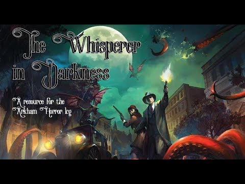 The Whisperer in Darkness - The Boundary Beyond Guardian Card Review