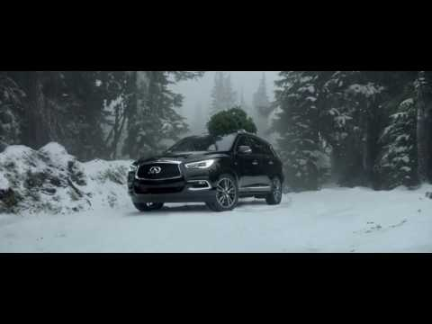 Infiniti Commercial (2016 - 2017) (Television Commercial)