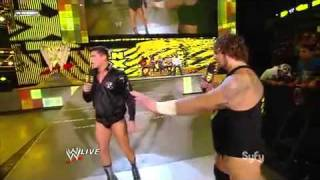 WWE NXT 8/17/10 Husky Harris Has Been Eliminated