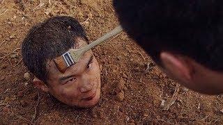 不拆迁就把你种土里,然后抹上蜂蜜,展现人性黑暗的韩国黑帮电影