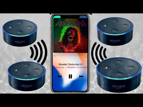 Amazon Alexa Multiroom Musik Gruppe erstellen in 2 Minuten   Alexa Partytime :