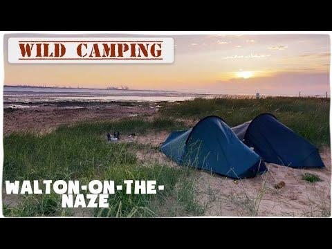 beach-wild-camping-at-waltononthenaze-essex-wild-country-terra-nova-zephyros-1