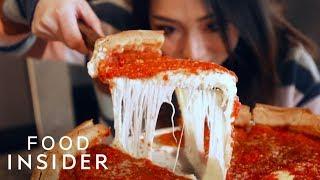 41 Next-Level Pizza Slices Across The US