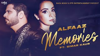 Memories - Alfaaz Ft. Simar Kaur | Mofusion | Latest Punjabi Song 2020 | Saga Music