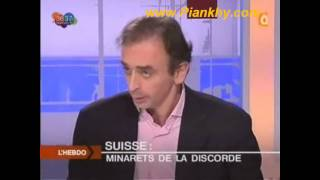 Question-piège à Zemmour