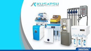 TRIPLE Ultrafiltration KUF-3 2Bar Kusatsu