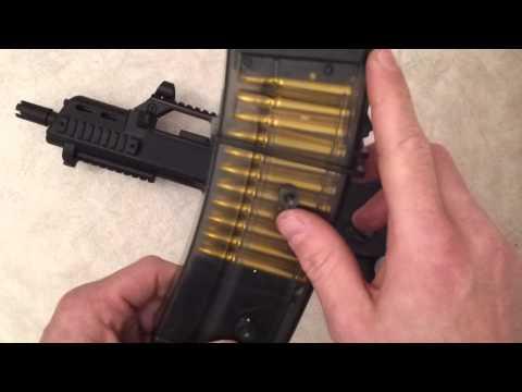 H&K G36C Softair Gewehr elektrisch