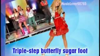 Ice Cream Freeze (Karaoke Version) [HQ] - Hannah Montana 3