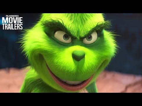 THE GRINCH Final Trailer NEW (2018) - Dr. Seuss Animated Family Christmas Movie