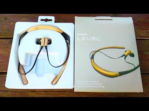 Level U спортивные блютуз наушники / Level U sports bluetooth headphones