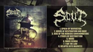SCUT - RELAPSE INTO MADNESS (FULL ALBUM STREAM 2017)