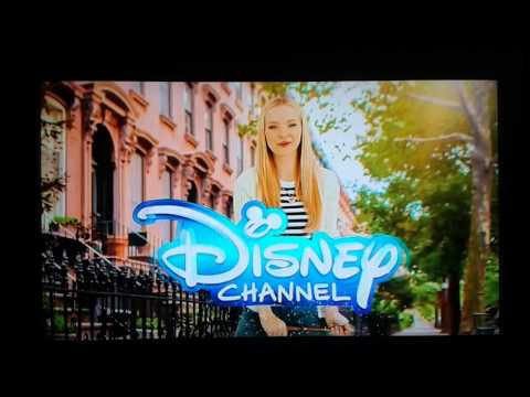 dove cameron and another disney channel bumper