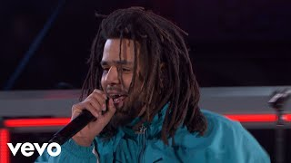 J. Cole   Middle Child (2019 NBA All Star Halftime Performance)