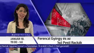 TV Budakalász / Kultúrkörkép / 2019.01.17.
