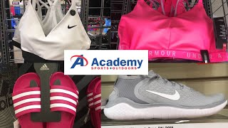 Academy Sports + Outdoors SHOP WITH ME Women's Spring Activewear and Shoes