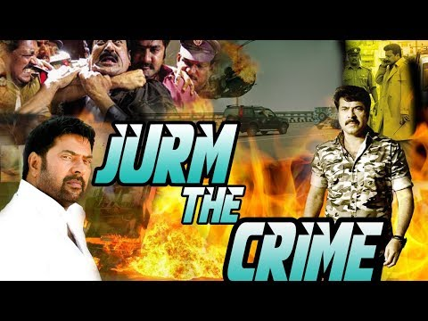 Jurm The Crime - South Indian Super Dubbed Action Film - Latest HD Movie 2018