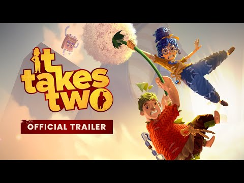 Premier trailer de gameplay de It Takes Two