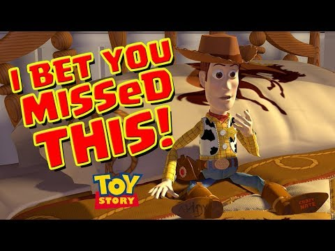 Toy Story Everything You Missed