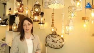 Настенный светильник Eglo 95009 Mosiano - видео 1