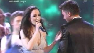 """Сергей Лазарев и Вика Дайнеко """"Даже если ты уйдешь"""" LIVE"""