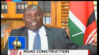 ADFB funds road construction with a dual carriage way to be built in Mariakani
