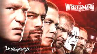 2015: WWE WrestleMania 31 (XXXI) Official Theme Song - 'Money and the Power' + Download Link ᴴᴰ