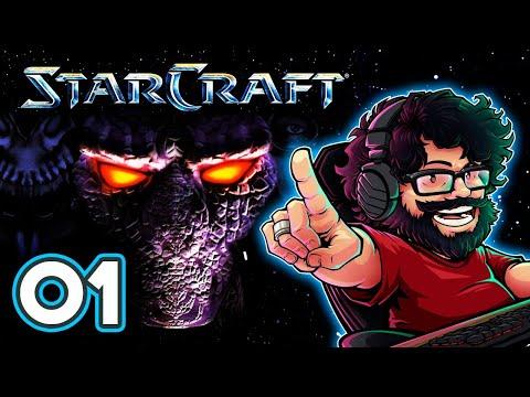 Soldados espaciales del molocotongo... // Starcraft, Ep. 01