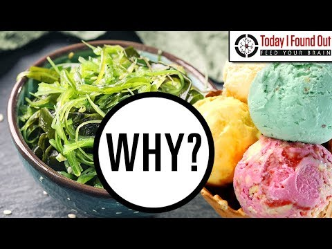 Why is Seaweed Used in Making Ice Cream?