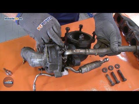 Turbolader wechseln - Audi TT 1.8 T [TUTORIAL]