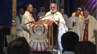 1. Ogólnopolski Kongres Nowej Ewangelizacji podczas Przystanku Jezus 2012 - dzień czwarty 31.07
