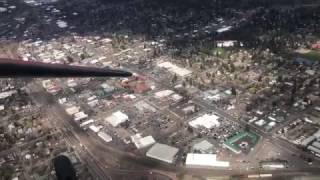 B 17 Flight Over Bend, Oregon