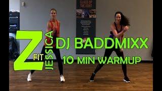 Zumba DJ Baddmixx Karen