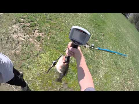 Big Bass on Chatterbaits-Spring Bass Fishing
