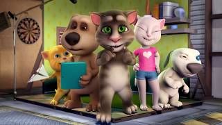 Talking Tom and Friends Episode Collection 17-20