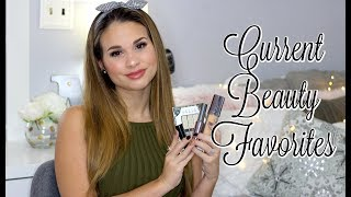 Current Beauty Favorites!