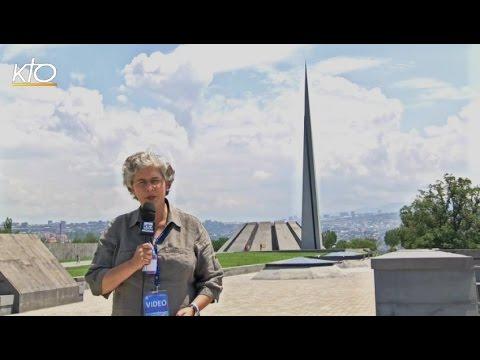 Le Pape prie pour les victimes du génocide arménien