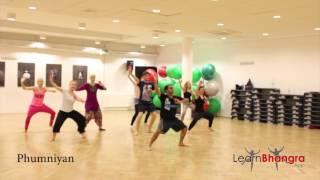 Gambar cover Amrit Saab - Sardaar | Bhangra Dance Steps & Tutorials | Learn Bhangra