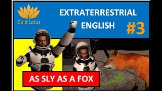 Extraterrestrial English VR #3 - Idioms