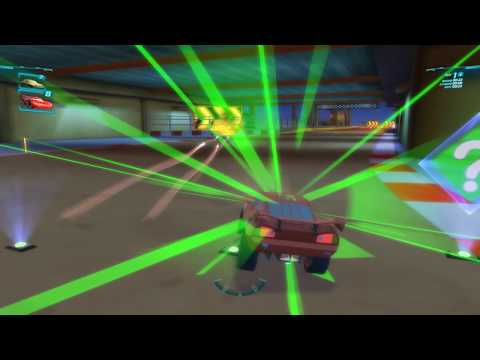 Вооружен и опасен - Тачки 2 (PC Steam) - 1080p60