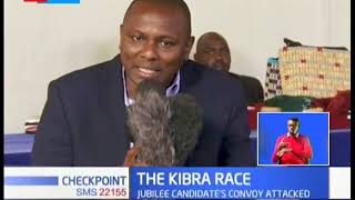 The Kibra Race: Section of Jubilee leaders now want Imran locked out over violence
