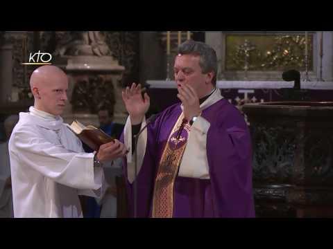 Messe du 2 avril 2017