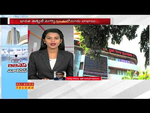 Business News: Analysis of Stock Market Trends by Murthi Garimella || 29 Nov 2018 || Raj News