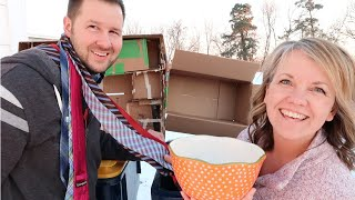 💚NEW: What we tossed out & donated this week! (How we Maintain Minimalism)